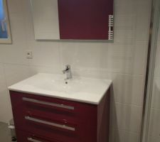 Salle de bain - Meuble Burgbad Essento