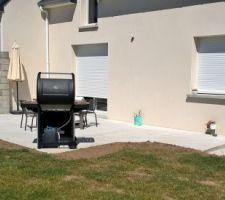 Barbecue Campingaz series 3 woody ld un cadeau pour mes 30 ans que je peux ENFIN mettre sur ma terrasse de ma maison. Une satisfaction !