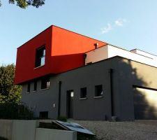facade nord est