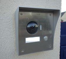 Visiophone sur IP Dahua VTO2000A