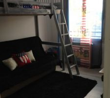 Chambre de mon fils 9 ans ambiance new york