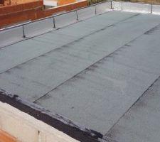 étanchéité toit-terrasse