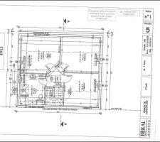 le plan de l etage