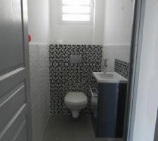 Toilettes du RDC