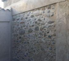 Mur tropézienne.