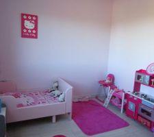 chambre de la miss
