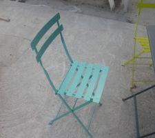 Chaise bistro fermob