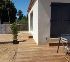 Terrasse ipe bois exotique