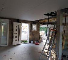 Plafond du bas