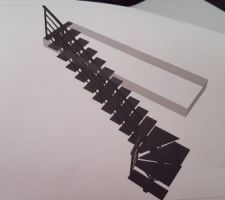 escalier tout metal lapeyre