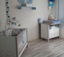 Chambre de bébé ;)