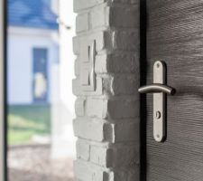 detail clenche de porte