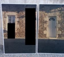 Photos panneaux PV
