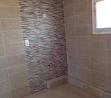 Faïences salle de bain