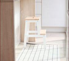 Tabouret Ikea DIY