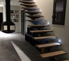 L'escalier de Mylka + 7 autres photos