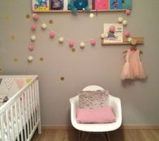 decoration de la chambre de bebe