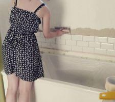 Le carrelage en robe notre nouveau concept pour supporter la chaleur