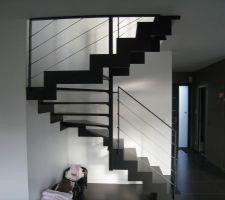 Escalier sarl suire