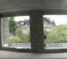 Un petit panorama 360° de l'étage, histoire d'appréhender les différentes vues