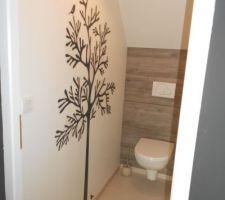 wc a l etage