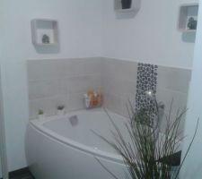 le coin du bain