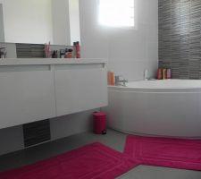 salle de bain etage