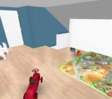 simulation salle de jeux