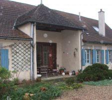longerre bourbonnaise completement restauree et modernisee