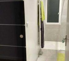 Porte salle d eau