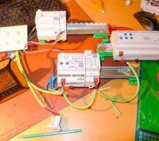 Test de la programmation KNX / ETS5
