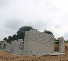 murs du rdc