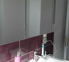 Armoire miroir casto