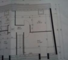 Plan intérieur de la maison