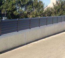 Idée clôture
