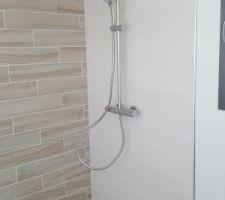 Les colonnes de douche