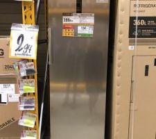Réfrigérateur colonne