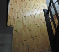 photos colours parement bois izalco ref 633567. Black Bedroom Furniture Sets. Home Design Ideas