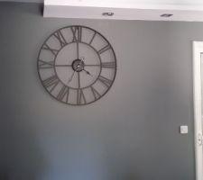 horloge industrie diametre 80