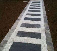 Chemin d'accès à la maison
