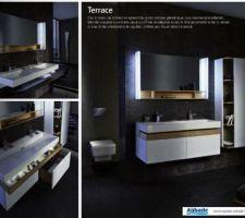 Nos meubles de salle de bain