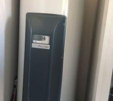 Chauffe eau thermodynamique aéromax