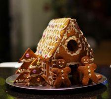 Maison en pain d'épices ?