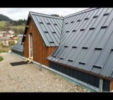 Maison bois écologique