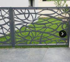 idee deco pour le portail et portillon