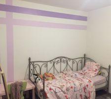 voici quelques photos de la chambre de ma louloute