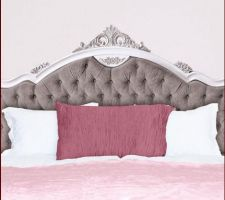 La tête de lit baroque pour la grande