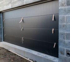 Porte garage 5m