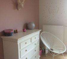 chambre de notre fille