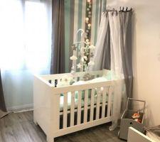 chambre de mon bebe